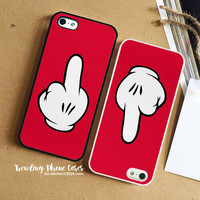 HATERS GONNA HATE Red iPhone Case Cover for iPhone 6 6 Plus 5s 5 5c 4s 4 Case