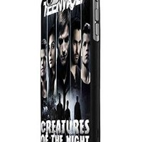 Teen Wolf Creatures Of The Night iPhone 6 Case Hardplastic Frame Black Fit For iPhone 6