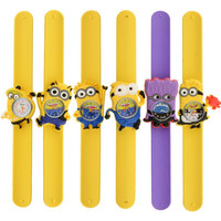 Minion Slap On Wrist Watch