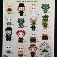 Alice, Though the Looking Glass, Mystery Minis - BlindBoxes
