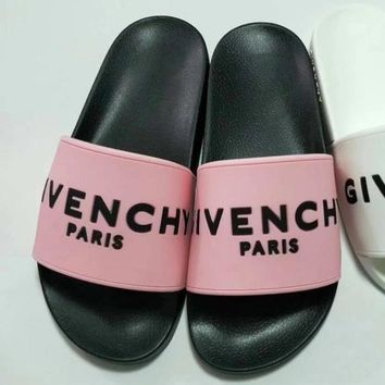 Givenchy Women Fashion Casual Slipper Shoes-6