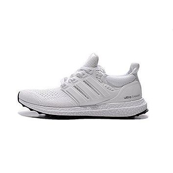 Adidas Ultra Boost Running Shoes Breathable Sports Sneakers Athletic Hiking Shoes For