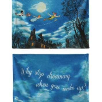 Disney Peter Pan Pillowcase Set