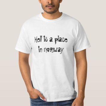 Hell Norway T-Shirt