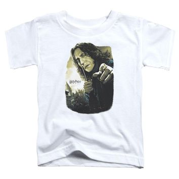 Harry Potter - Snape Poster Short Sleeve Toddler Tee Shirt Officially Licensed T-Shirt