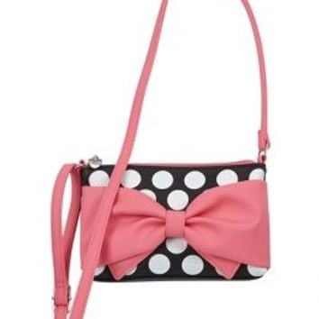 e800901a9e8 Dot Crossbody Bag With Bow | Girls Fashion Bags Accessories | Shop Justice