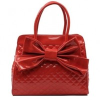 Scarleton Quilted Satchel H1048