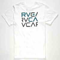 RVCA Stacked Mens T-Shirt | Graphic Tees