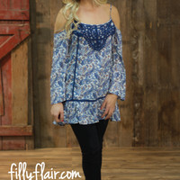 A Prairie Sunset Blouse - What's New