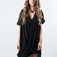 MLM Ziggy Roll Sleeve Dress at Prism Boutique