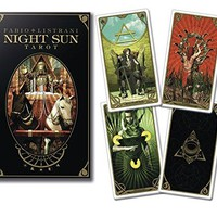 The Night Sun Tarot TCR CRDS