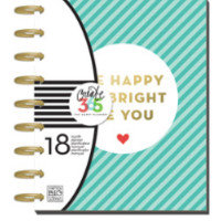 2016-2017 CLASSIC Happy Planner™ Be Bright