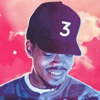 Chance the Rapper Coloring Book Poster 24x36