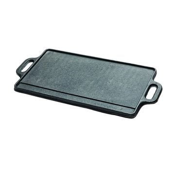 Texsport Cast Iron Griddle 14502 9.5 in. x 20 in.