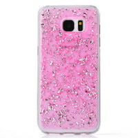 Pink Glitter Case for Samsung Galaxy S7 G9300/ S7 Edge