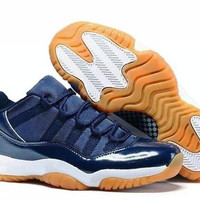 Air Jordan 11 women men basketball Shoes Low sports sneakers