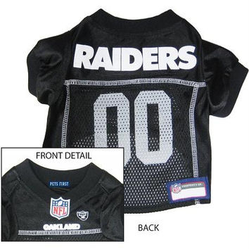 Oakland Raiders Jersey Medium