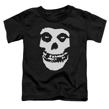 Misfits - Fiend Skull Short Sleeve Toddler Tee