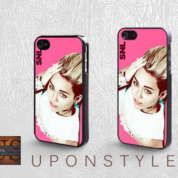 Miley cyrus, Phone Cases, iPhone 5 Case, iPhone 5s Case, iPhone 4 Case, iPhone 4s case, iPhone Case, Skins, Case for iphone, Case No-941
