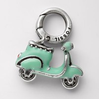 FOSSIL® Jewelry Charms :Womens Scooter Charm JA4286