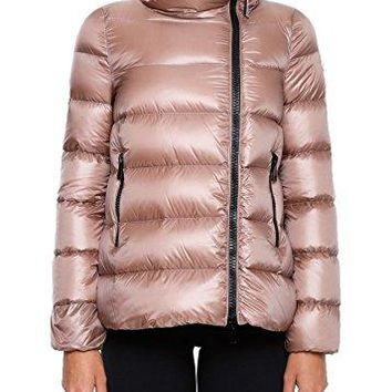 Moncler Ultra-light Nylon Salix Women's Puffer Jacket - Goose down and feather padding