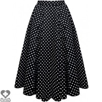 Skirt | Isla - Black/White