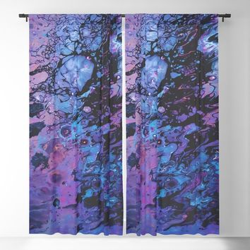Mystic Blackout Curtain by duckyb