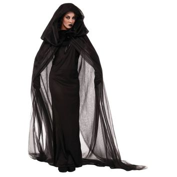 Chicloth Night Wandering Souls Witch Dresse Halloween Party Costume