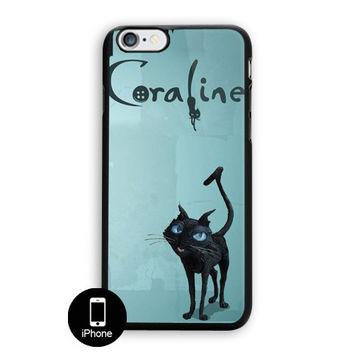Keith David As The Cat Coraline iPhone 5C Case