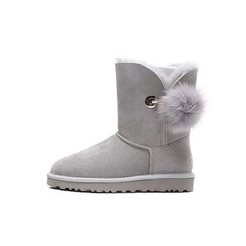 Best Deal Online UGG Limited Edition Classics Boots IRINA Women SEAL Shoes 1017502