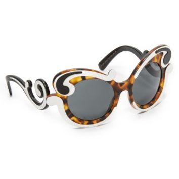 Special Fit Swirl Sunglasses
