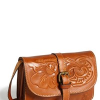 Patricia Nash 'Torri' Embossed Leather Crossbody Bag | Nordstrom