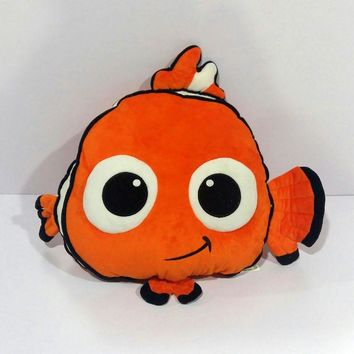 Original Finding Dory Nemo Fish Cute Soft Stuff Plush Toy Cushion Pillow Baby Birthday Gift