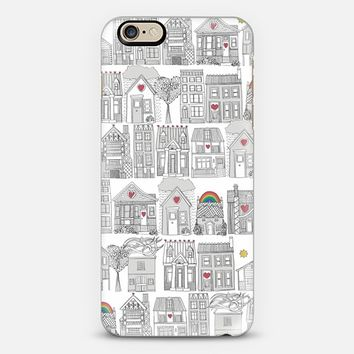 pencil weather love iPhone 6s case by Sharon Turner | Casetify