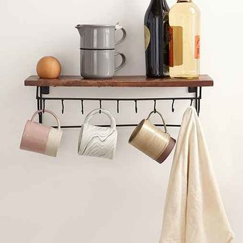 Kassita Kitchen Shelf