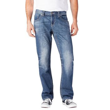 Seven7 Belasco Luxury Straight Jeans - Men, Size: