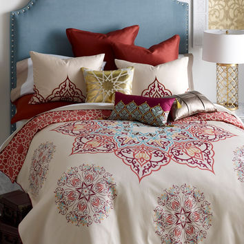 'Chanda' Reversible Duvet Cover Set