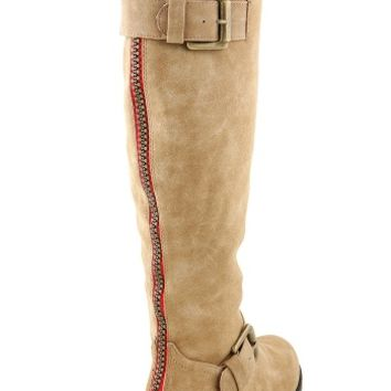 Westbound Riding Boots - Knee High Boots at Pinkice.com