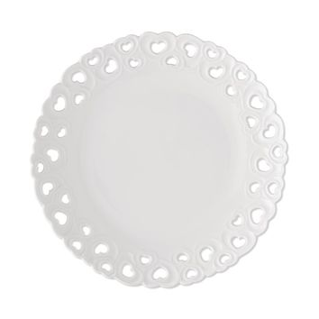 La Porcellana Bianca Valentino Salad Plates, Set of 4