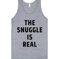 The Snuggle is Real Tank Top IDE07310121