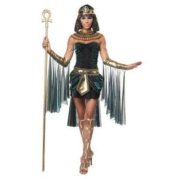 Egyptian Goddess Costume For Adults