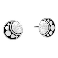 John Hardy Hammered Dot Stud Earrings | Nordstrom