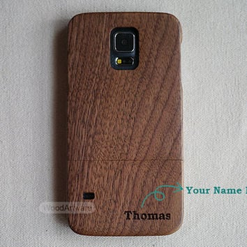 Wood Samsung Galaxy s5 Case, Custom Samsung Galaxy s4 Case, Wood Samsung Galaxy s3 Case, Wood Samsung Case, wood phone case, real wood - B1