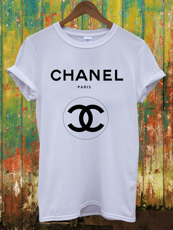 Chanel Double Logo Dope Swag Geek Yves From Alohafashion