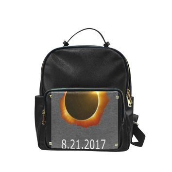 Total Solar Eclipse Back To School Backpack