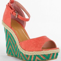 Twisted Jenna Sandal