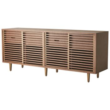 Nelson Mid-Century Modern Media Cabinet by Global Views
