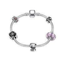 The Beauty of Simplicity Pandora Inspired Bracelet