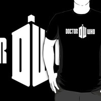 doctor who tardis shirt