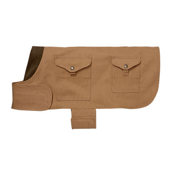 Filson Cruiser Dog Jacket Dark Tan,